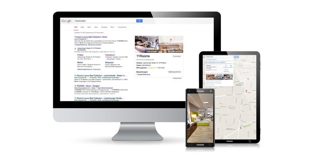 Google Business View für Ihr Unternehmen