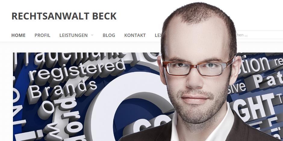 Rechtsanwalt Beck