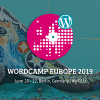 WordCamp Europe, Berlin 2019