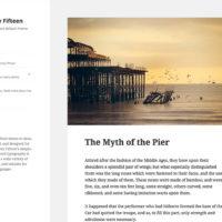 Das neue WordPress Standard-Theme Twenty Fifteen